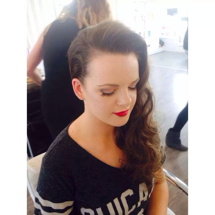 50s vintage look by ART Hair Design (Mullingar)
