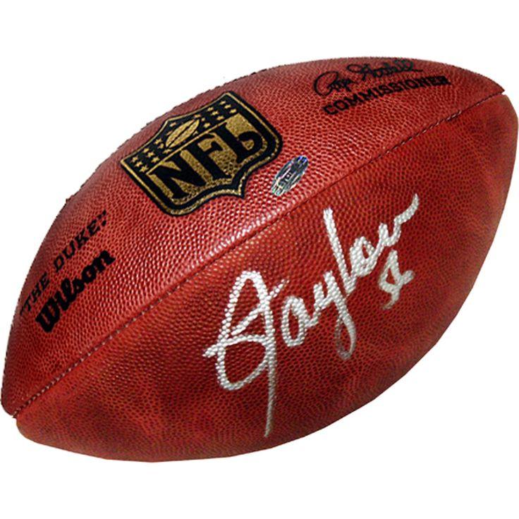 Steiner Lawrence Taylor NFL Duke Football