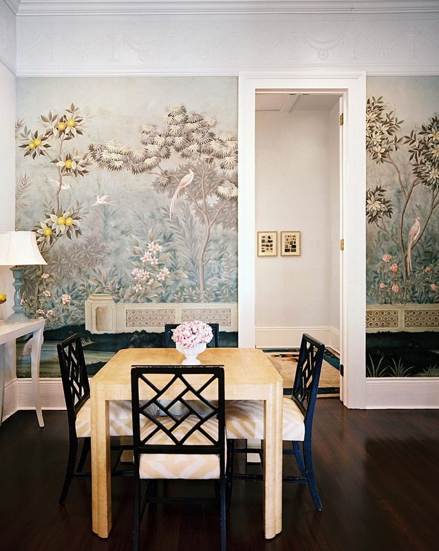 Chinoiserie Chic Chinoiserie 2012 Dining Spaces