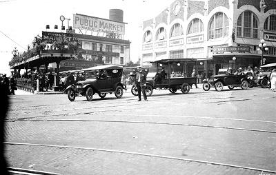 Pike Place Market, 1919