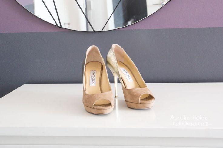 #shoes #wedding #mariage #escarpins #chaussures #mariée #jimmychoo