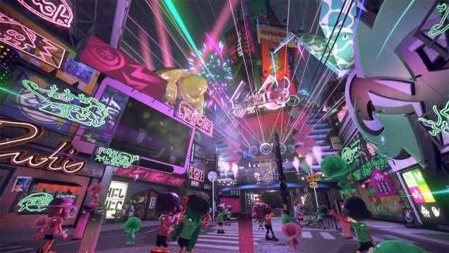 Splatoon 2 Players Across The World Say Matchmaking Is Making It Harder To Play
