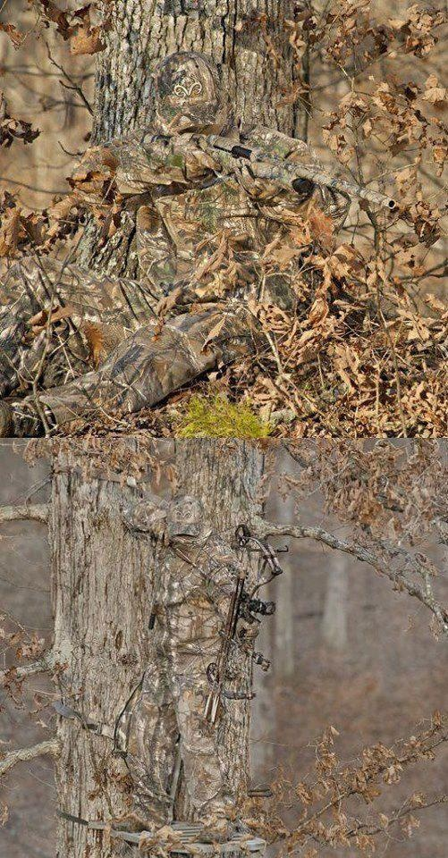 Hunting camouflage