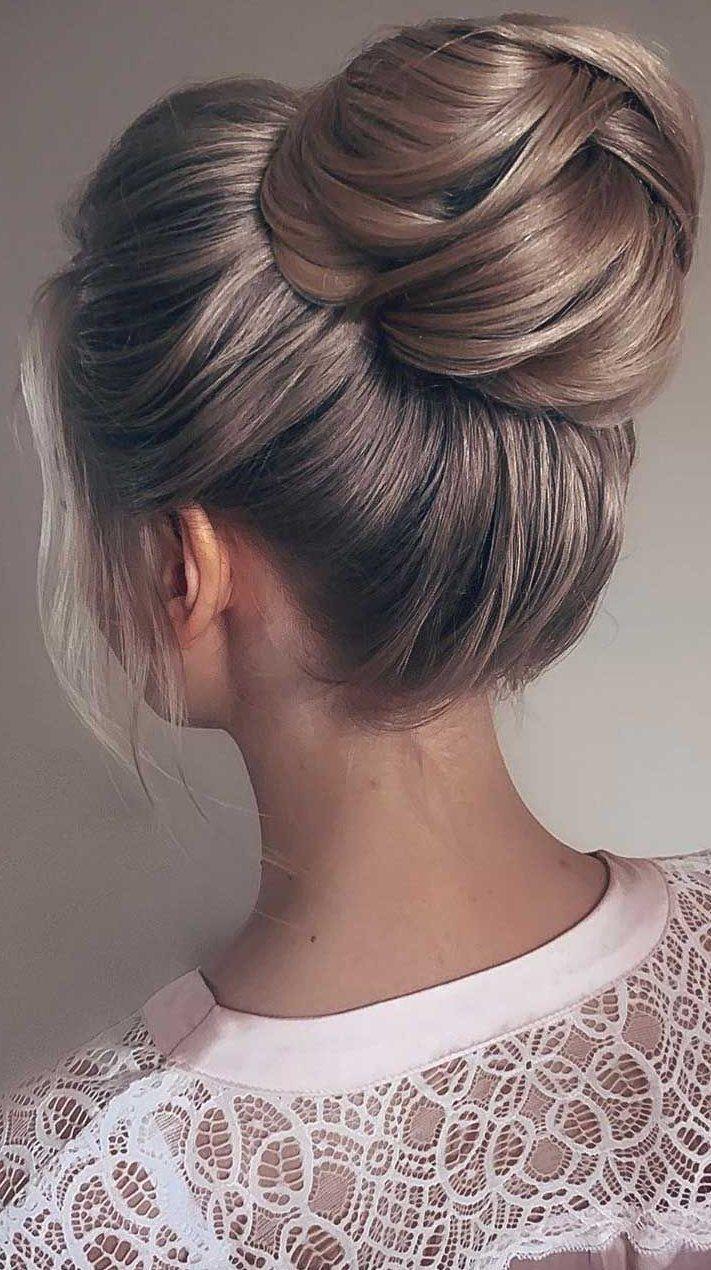 Wedding Updos For Medium Length Hair Bridal Updos Wedding Updo Hairstyles For Black Hair In 2020 Updos For Medium Length Hair Medium Length Hair Styles Hair Lengths