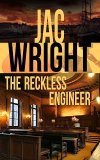 """The Edible Bookshelf: Interview: Jac Wright, author of """"The Reckless Engineer"""""""