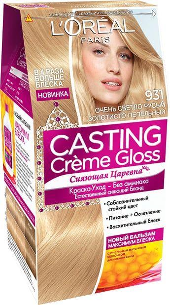 Все оттенкикраски без аммиака Casting Creme Gloss