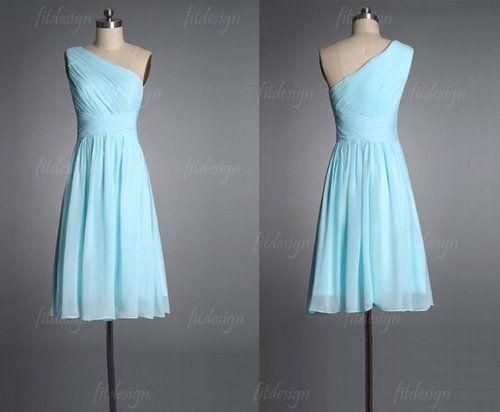 Tiffany Blue Dresses | .com-product-tiffany-blue-dress-short-dress ...