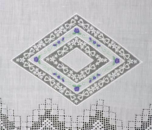 Heirloom - Lace Shaping