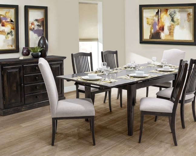 Bermex Self Storing Table Completely Custom Dining Furniture Come And See Us 1216B Battle