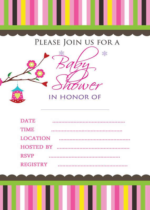118 best Invitations-template images on Pinterest