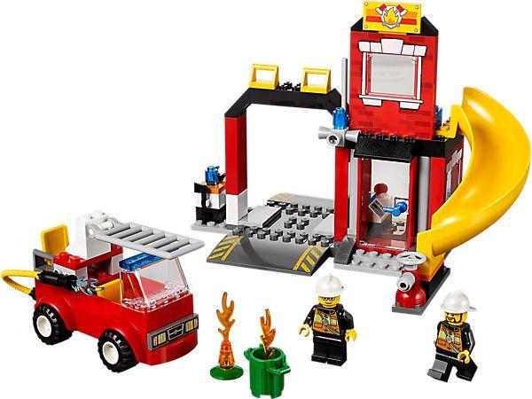 La caserne des pompiers | LEGO Shop 20€