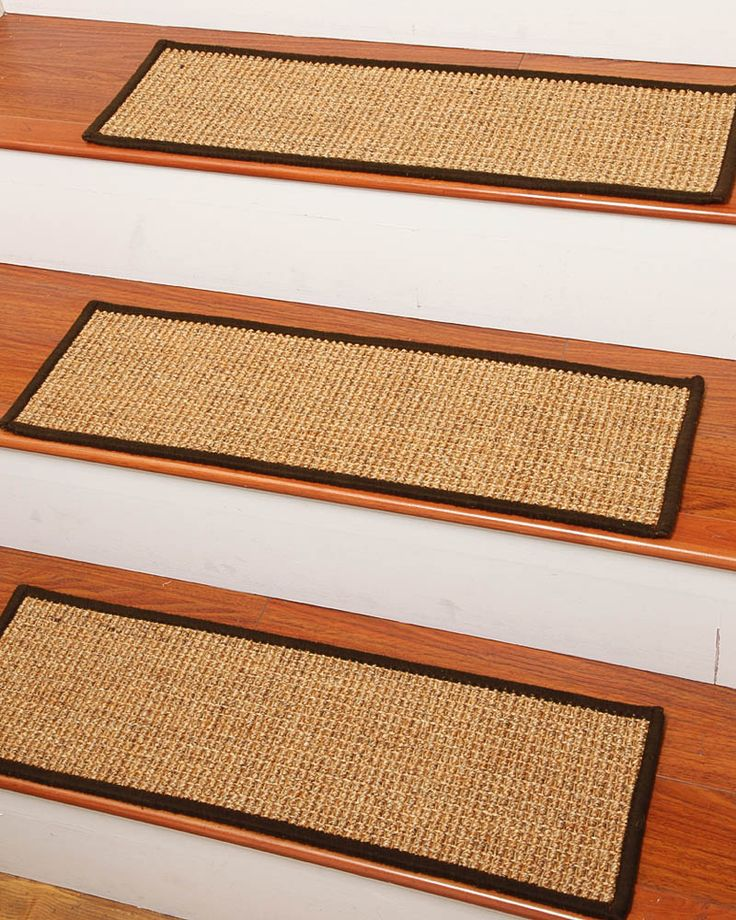 shop for hand crafted ready to ship skyline carpet stair treads made by artisan rug makers