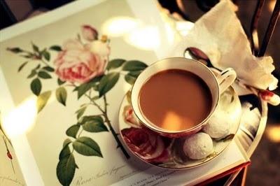 Tea at noon
