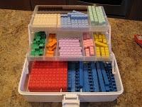 Math U See Block Organizer! | Confessions of a Homeschooler