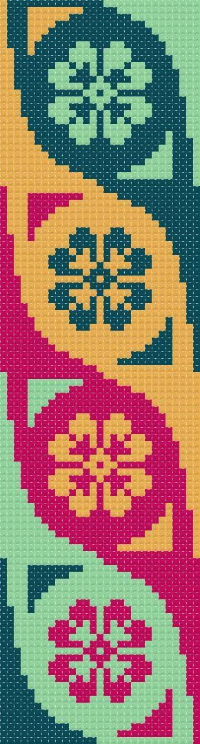 Interesting pattern - bookmark 4 image
