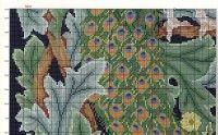 Gallery.ru / Фото #21 - William Morris Needlepoint (Beth Russell) - vihrova