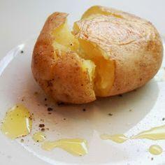 Мультиварка на моей кухне: Печеная картошка