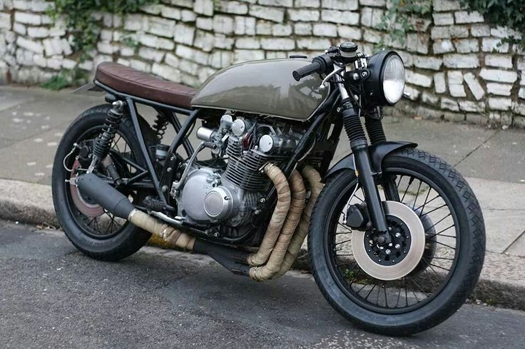 Suzuki Motorcycle - Suzuki GS650 by Robinson's Speed Shop