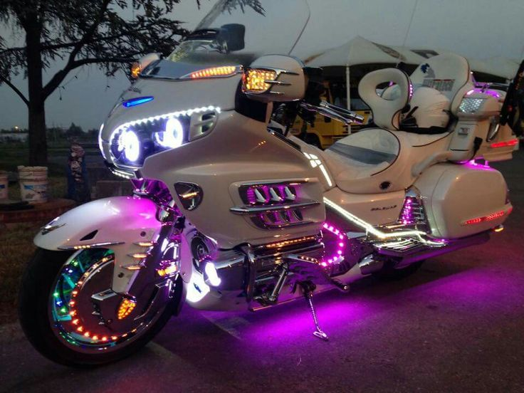 1000+ Images About Honda Goldwings On Pinterest