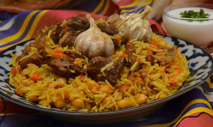 Tuy palov is the signature dish of Uzbekistan – as popular at wedding parties as it is in street markets, says Malika Sharif from the Art of Uzbek Cuisine blog