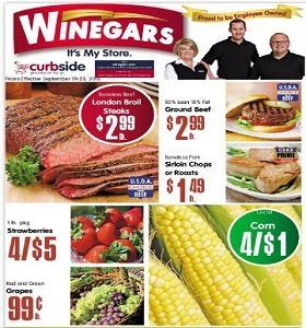 Winegars Ad & Grocery Savings - http://www.weeklycircularad.com/winegars-ad-grocery-savings/