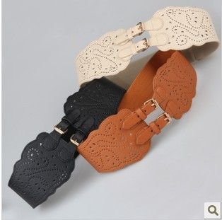 plus size wide belts for women | ... pin buckle elastic women's wide belt decoration women's belt