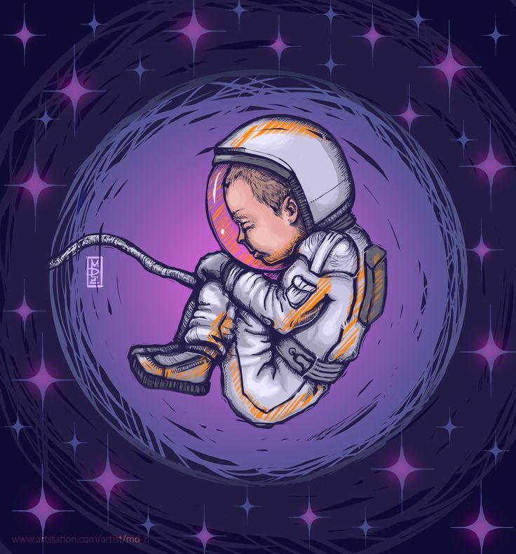 Space baby Fun with comic style  my love - Space Baby  https://www.artstation.com/artwork/Z2v2w