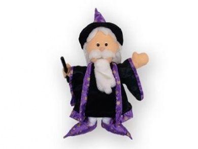 Tellatale Merlin Hand Puppet