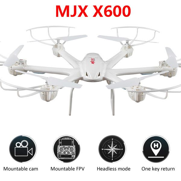 MJX X600 Headless Mode 2.4GHz 6 Axis Gyro RC drones quadcopter with 3D Roll Stumbling UFO helicopter dron remote control toys     Tag a friend who would love this!     FREE Shipping Worldwide     Get it here ---> https://shoppingafter.com/products/mjx-x600-headless-mode-2-4ghz-6-axis-gyro-rc-drones-quadcopter-with-3d-roll-stumbling-ufo-helicopter-dron-remote-control-toys/