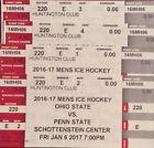 Ticket OHIO STATE MENS HOCKEY vs PENN STATE CLUB LEVEL #deals_us