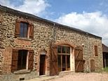 Farmhouse for holiday rentals in Malval, between La Chatre and Gueret, Limousin FR6875