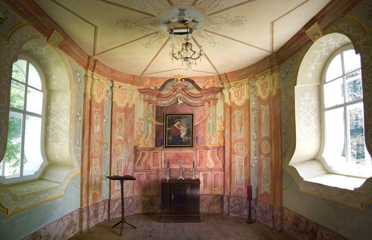 Castle LUHOV #plzen2015 #baroko #baroque