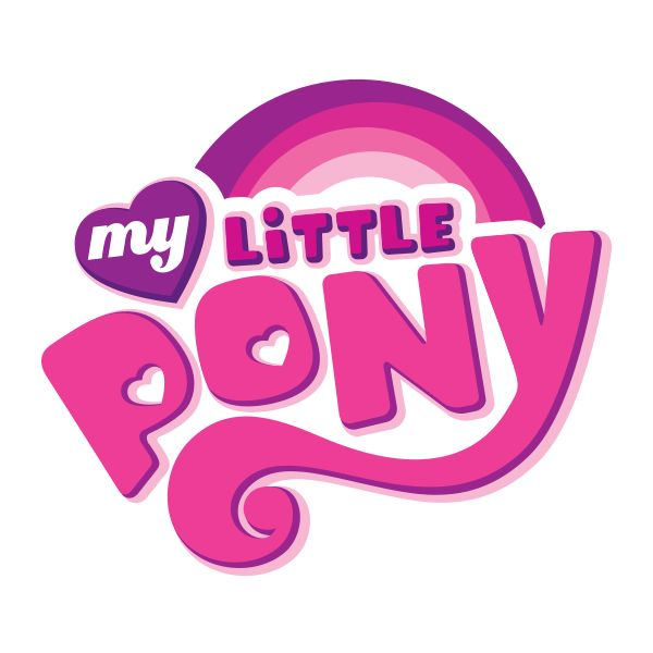 File:My Little Pony G4 logo.svg