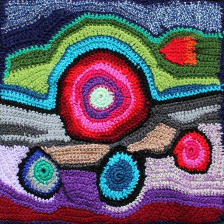 267 best ༺✿༻Freeform Crochet/Knitting༺✿༻ images on Pinterest ...