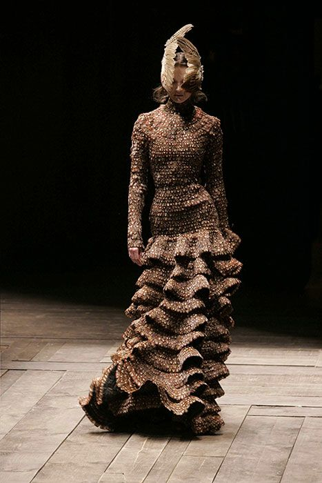 The top 10 iconic Alexander McQueen dresses | Alexander Mc ...