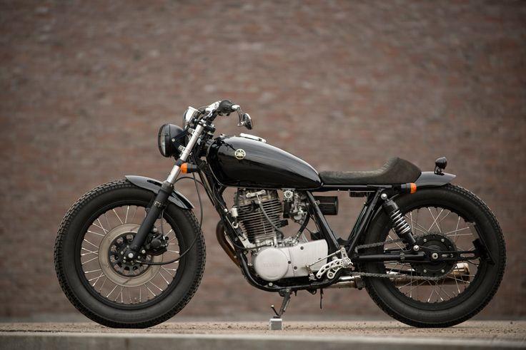 Die neue Yamaha SR 500 SS von Dr. Mechanik