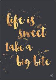 m.belle - life is sweet