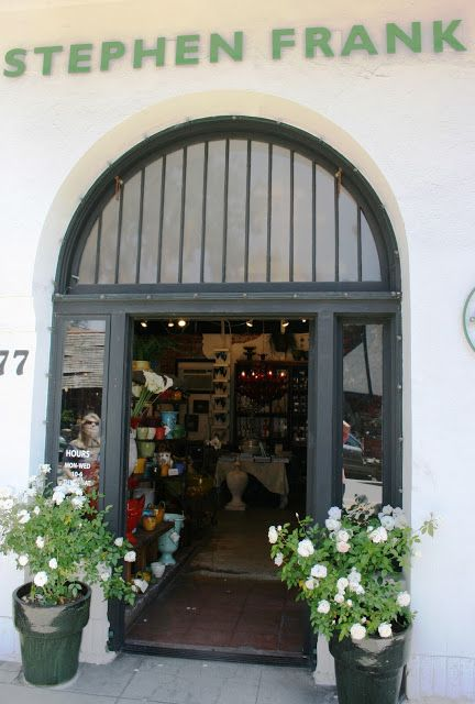 One of my favorite stores in Laguna.  Love both Stephen and Frank.  They have impeccable taste!