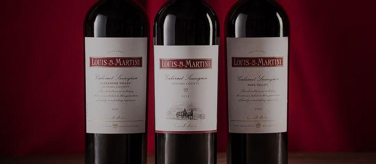 Cabernet Sauvignon Wines | Louis Martini | Top Napa Cabernet