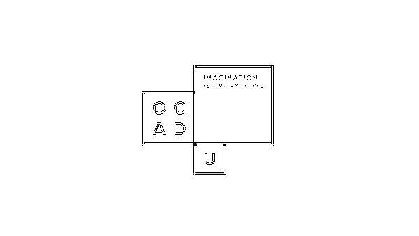 OCAD University Visual Identity by Bruce Mau Design , via Behance