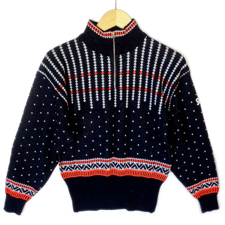 26 best images about Vintage 80s Ugly Sweaters on Pinterest