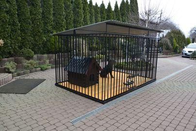Voliera - koterec pre psa najširšia ponuka dovoz celá SR