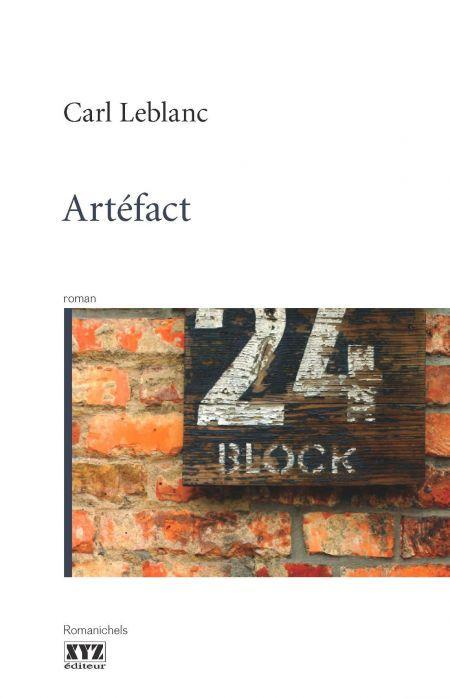 Artéfact, Carl Leblanc