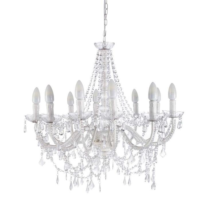chandelier from maisons du monde. Black Bedroom Furniture Sets. Home Design Ideas