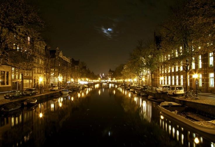 Amesterdão - Países Baixos (Amsterdam - The Netherlands).