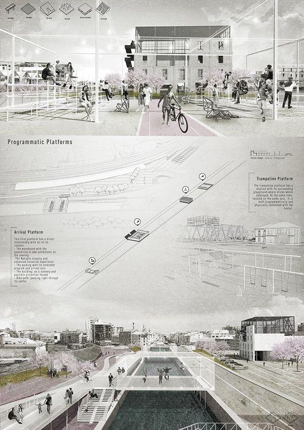 Patch the Gap - Milano Navigli on Behance
