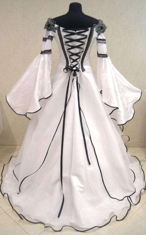 Medieval Wedding Dresses | Medieval -  Renaissance Dresses