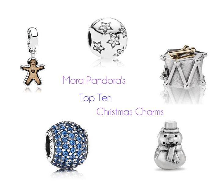 Feature: Top Ten Pandora Christmas Charms | Pandora christmas ...