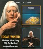 The Edgar Winter Group with Rick Derringer/Jasmine Nightdreams [CD], 16862593
