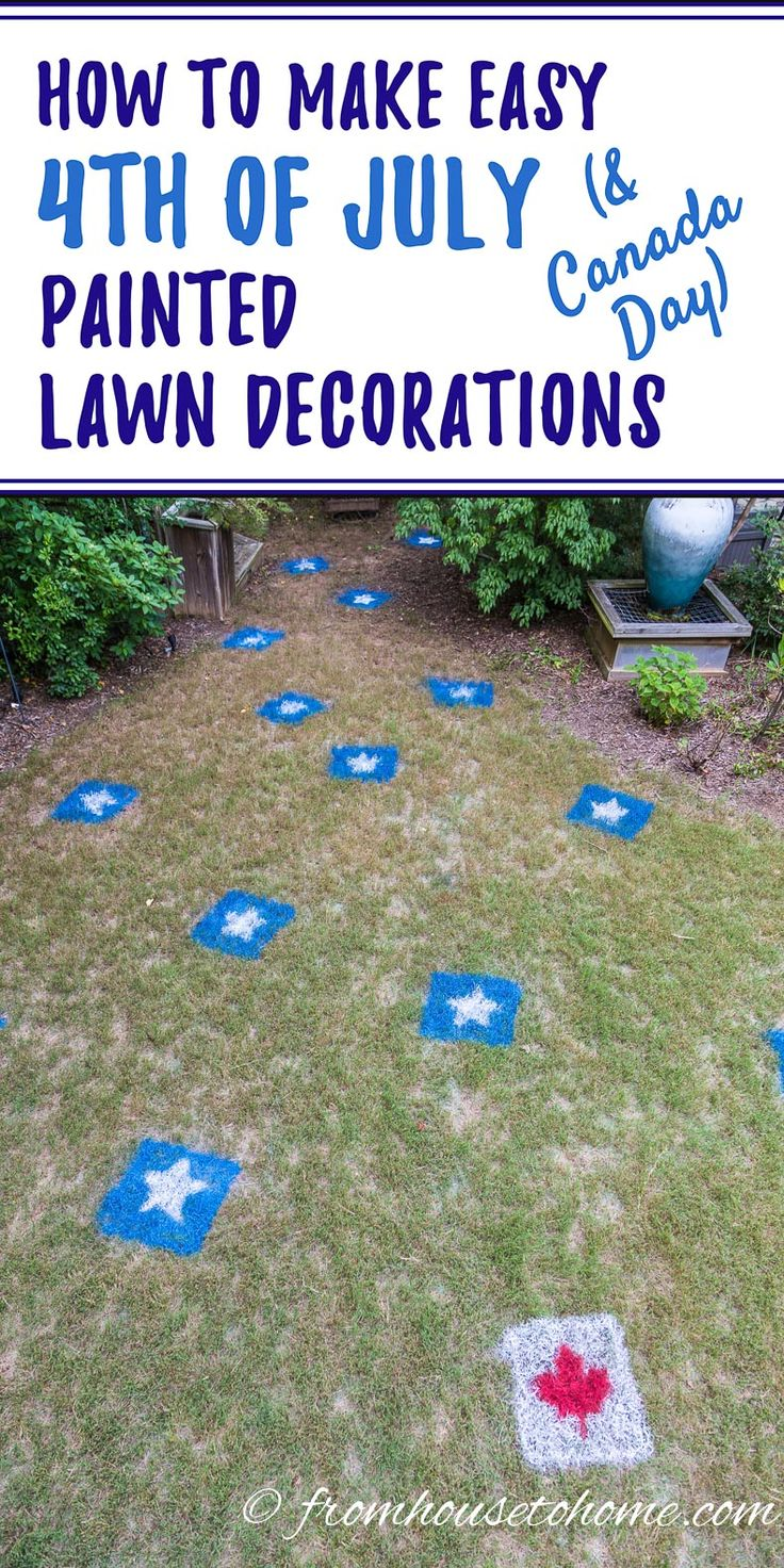 301 best Memorial Day & 4th of July Decor Ideas images on Pinterest ...